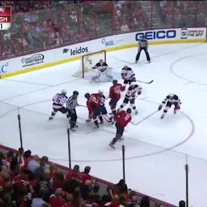 Cory Schneider Save on Alex Ovechkin (07:55/1st)