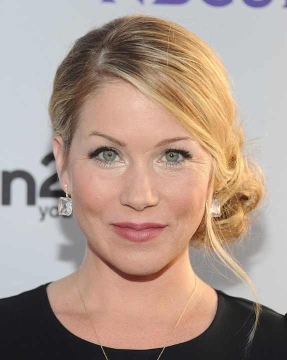 Christina Applegate arrives at the NBC Universal TCA 2011 Press Tour All-Star Party at the SLS Hotel on August 1, 2011 in Los Angeles, California.