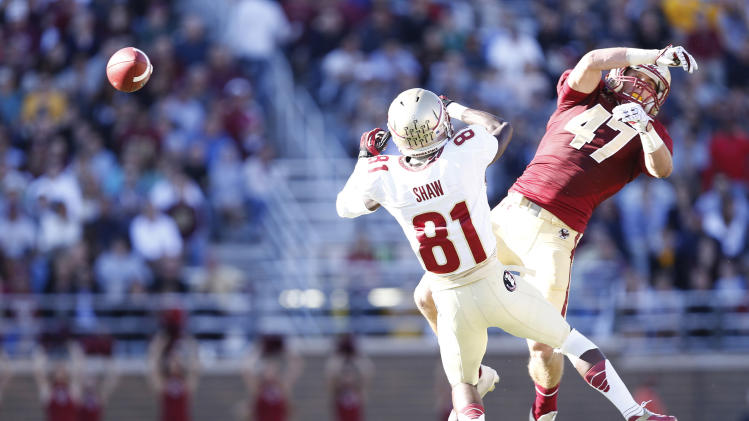 NCAA Football: Florida State at Boston College
