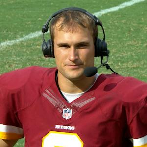 Washington Redskins quarterback Kirk Cousins: 'Be ready at all times'