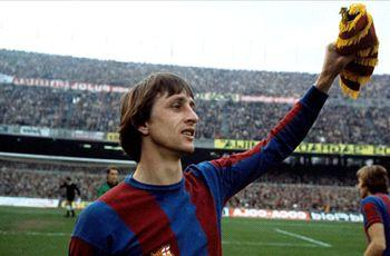 Cruyff hits out at Barcelona president Rosell