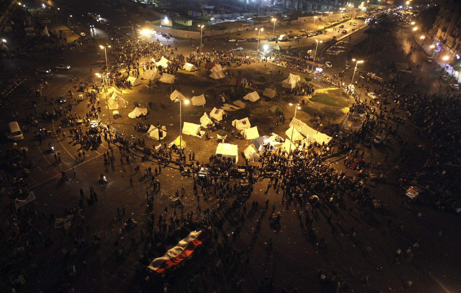 Egyptian warns referendum violence