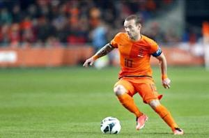 Sneijder omitted from Netherlands squad