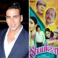 Akshay Kumar To Star In 'Shaukeen' Remake?