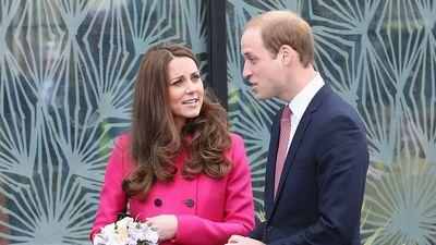 Kate and Prince William Engage in Adorable Tiff During Her Final Appearance