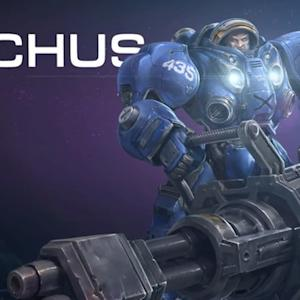 Heroes of the Storm - Tychus Trailer