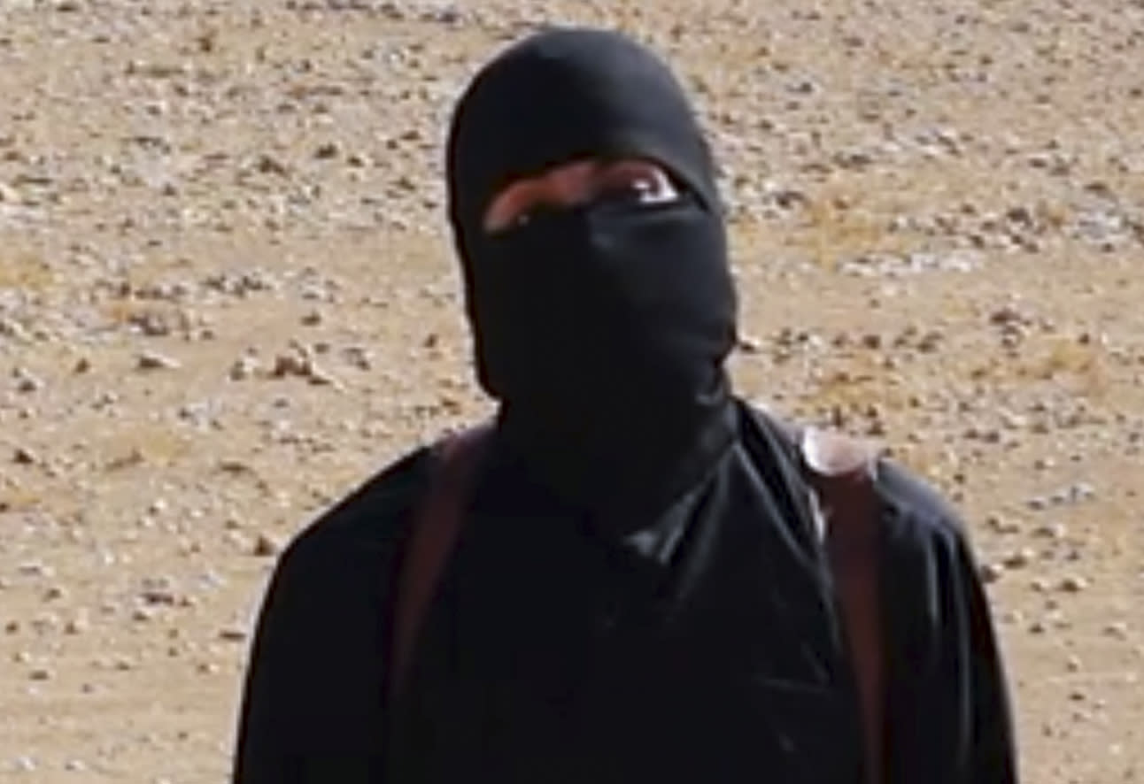 AP Essay: 'Jihadi John' won't have the same impact unmasked