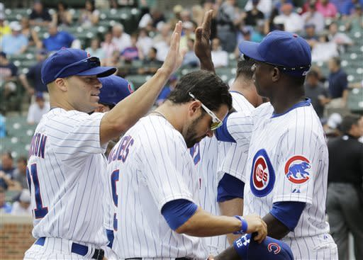 Cubs win 5th in a row, top D-backs 7-2