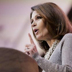 Michele Bachmann: Gays Pushing Laws Allowing Adults 'To Freely Prey On Little Children Sexually'
