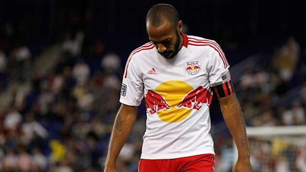 Thierry Henry of the New York Red Bulls (AFP)