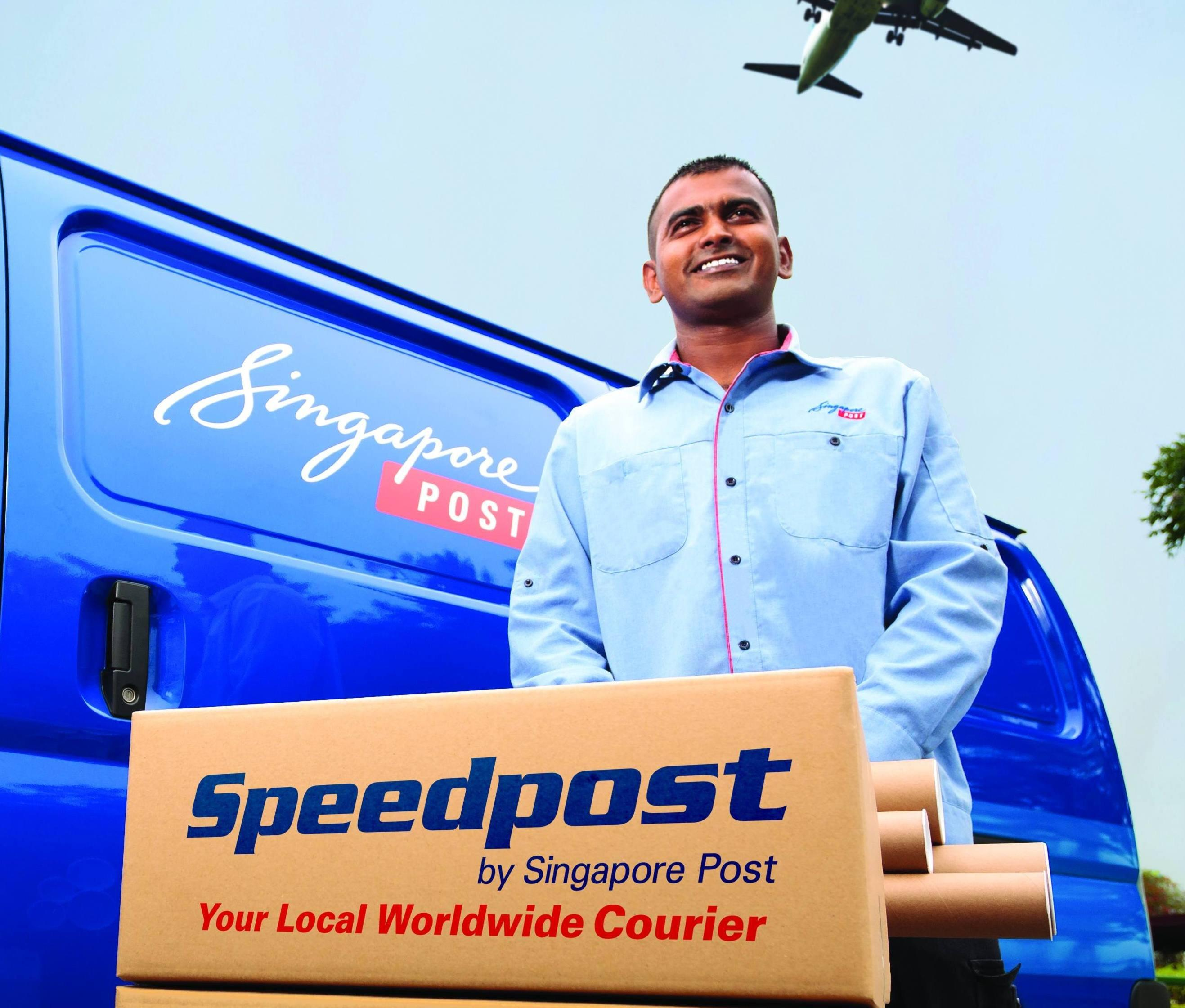Signed, sealed, delivered: SingPost unveils world's first drone mail delivery system