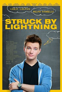 Poster of Struck by Lightning