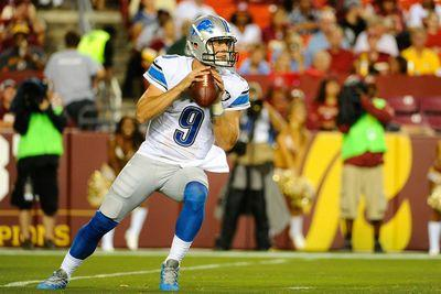 Matt Stafford could be a fantasy football bounce-back candidate