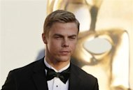 Dancer Derek Hough arrives at the BAFTA Brits to Watch event in Los Angeles, California July 9, 2011. REUTERS/Fred Prouser/Files