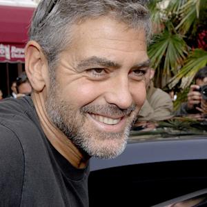 George Clooney at the 33rd Deauville American Film Festival in 2007.