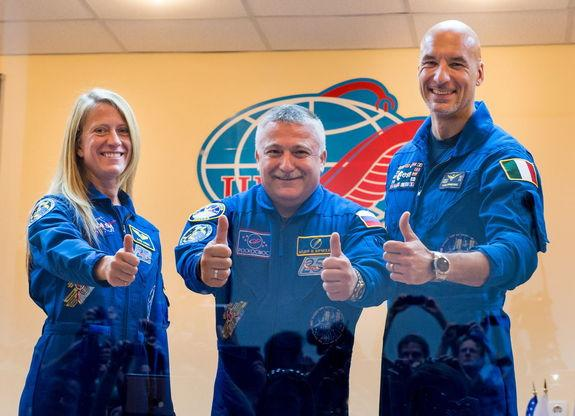 Astronaut Crew Launching to Space Station Today: Watch It Live