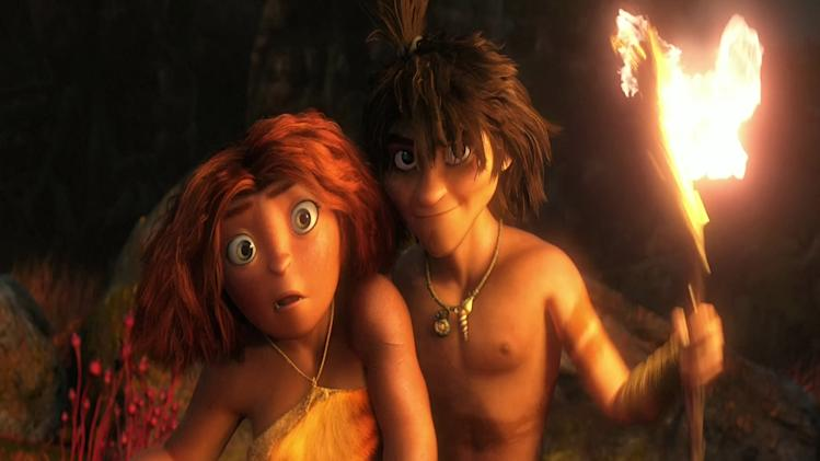 'The Croods' Reviews: Critics Mixed on Prehistoric 'Toon