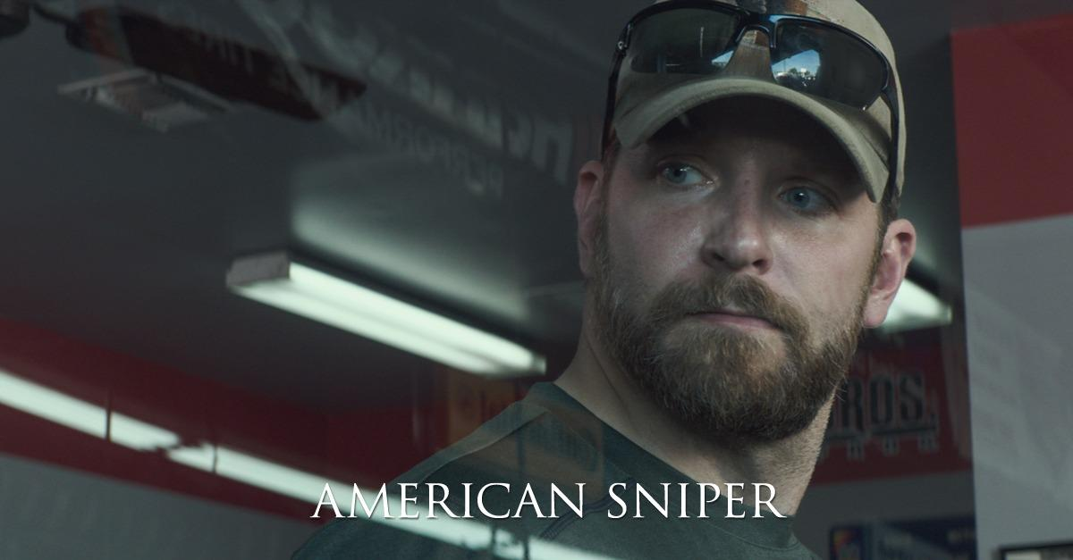 Experience Clint Eastwood's American Sniper Today!