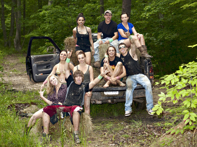 The cast of MTV&#39;s &quot;Buckwild&quot;