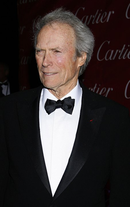 Palm Springs Film Festival Gala 2009 Clint Eastwood