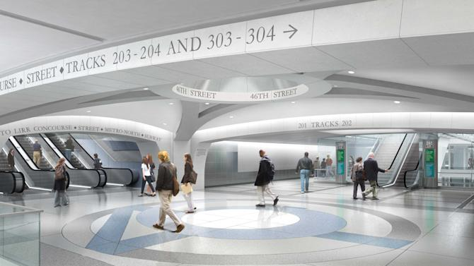 New York expanding nation's biggest transit hub