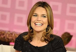 Savannah Guthrie | Photo Credits: The CW