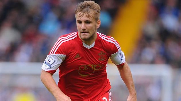 Luke Shaw of Southampton (Getty Images)