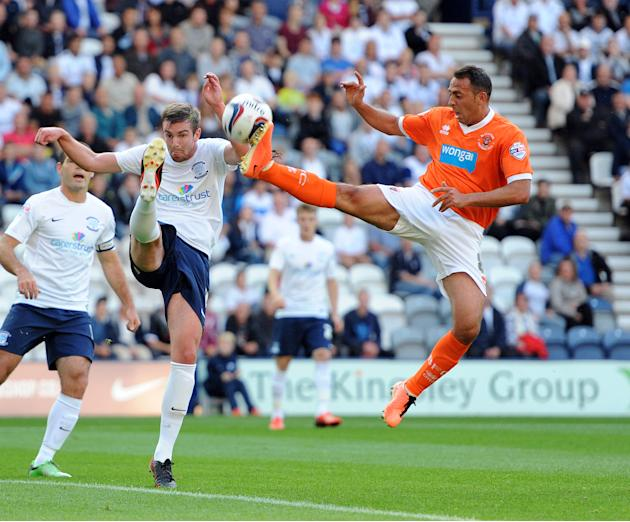 Soccer - Capitol One Cup 1st Round - Preston North End v Blackpool - Deepdale