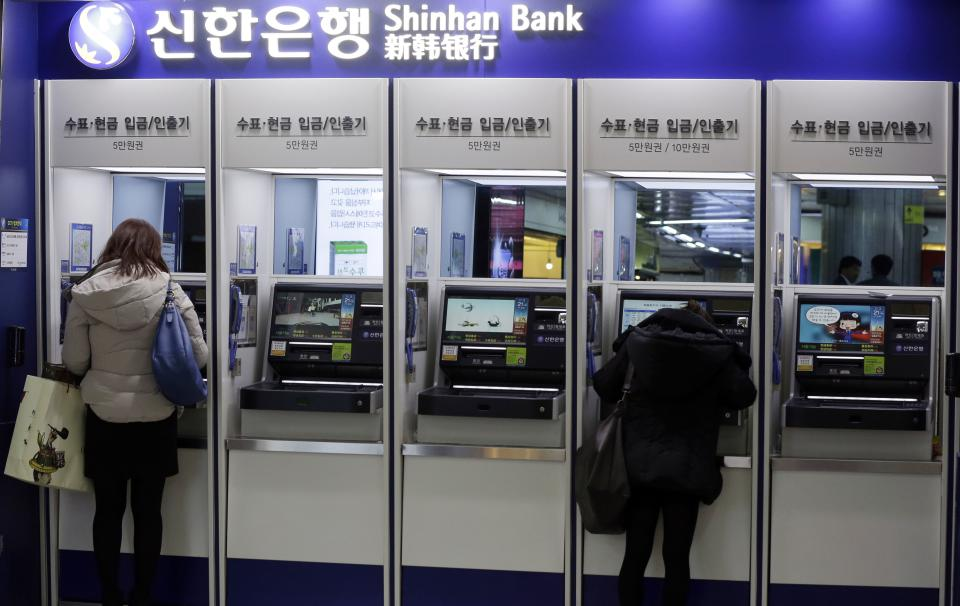SKorea ready for more cyberattacks; banks recover