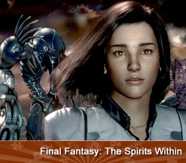 Final Fantasy: Spirits Within