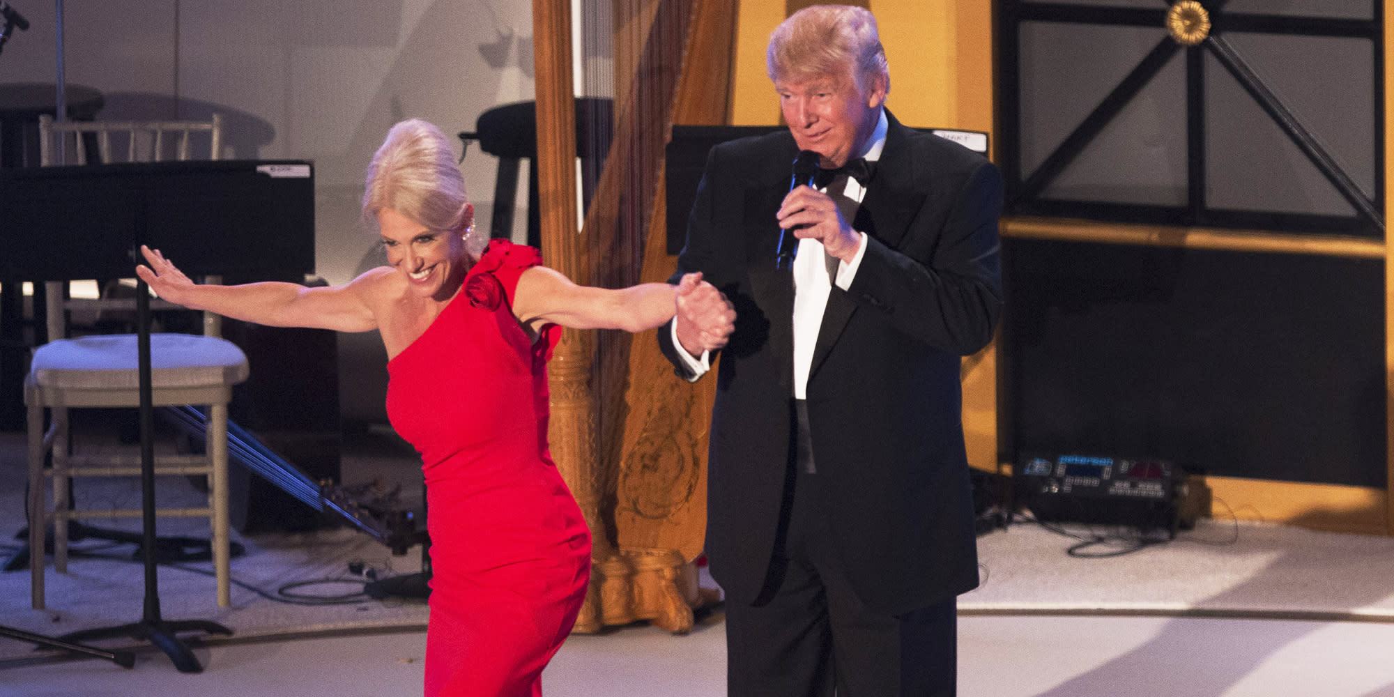 All the Gowns from Donald Trump's Inaugural Ball