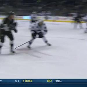 Voynov finds Toffoli downtown to score