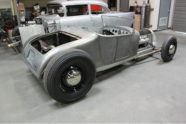 America's Most Beautiful Roadster 2013