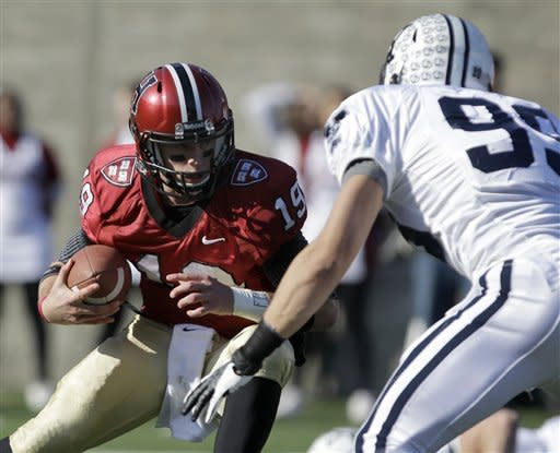 Harvard beats Yale 34-24, wins The Game