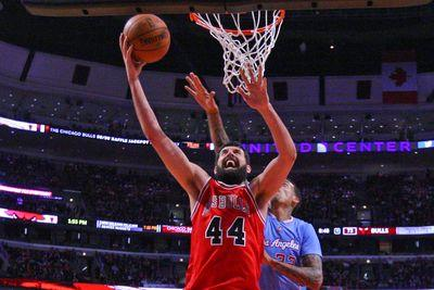 Nikola Mirotic is too good for the Bulls