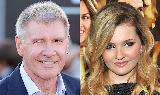 Harrison Ford, Abigail Breslin Join &#39;Ender&#39;s Game&#39;