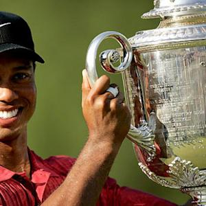 Tiger Woods' Top PGA Championship Moments