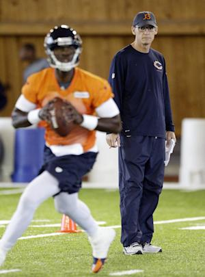 Adaptability the key as Bears open camp