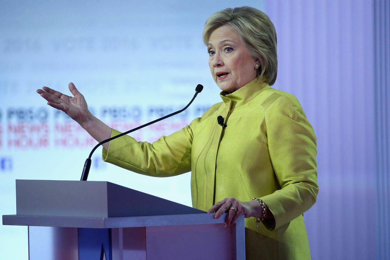 The all-woman moderating team made history at Thursday's Democratic debate