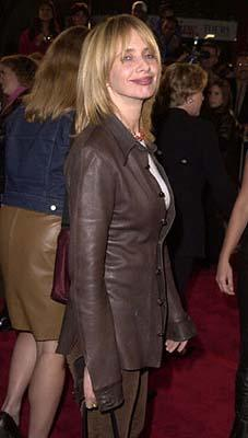 Rosanna Arquette at the Mann's Chinese Theatre premiere of New Line's Little Nicky