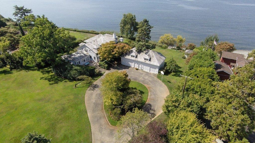 Historic Homes: Seattle Power Brokers Only For This $1.5M Des Moines Estate