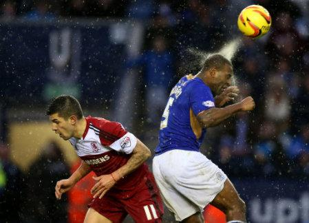Soccer - Sky Bet Championship - Leicester City v Middlesbrough - King Power Stadium
