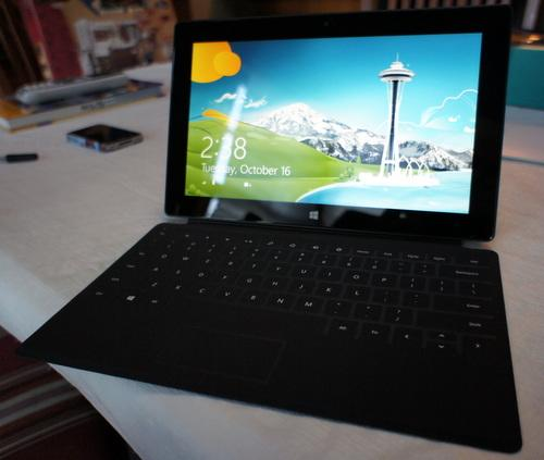 Another Sign Microsoft Surface Is Struggling