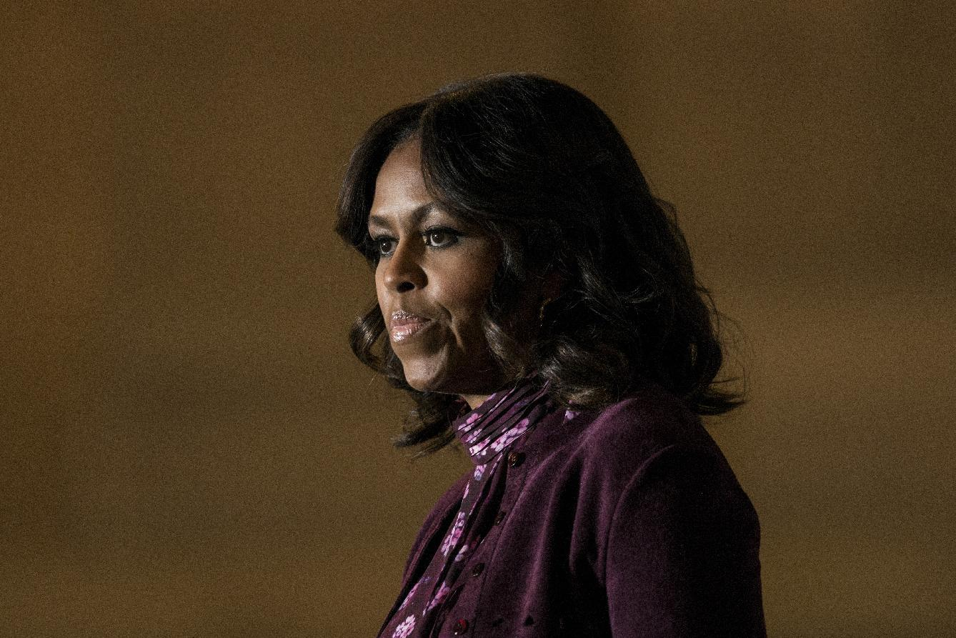 Michelle Obama defends 'American Sniper'