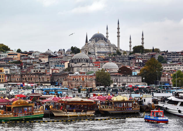 The world's 15 richest Muslim countries