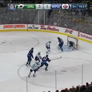 John Klingberg Goal on Michael Hutchinson (04:31/3rd)