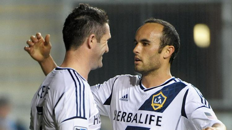 MLS: Los Angeles Galaxy at Philadelphia Union