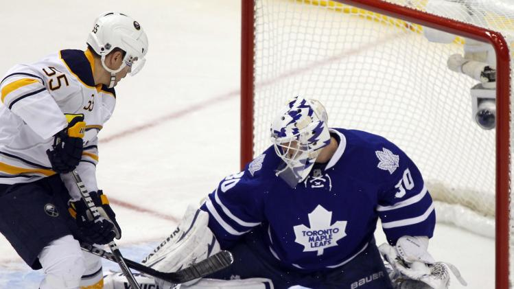 NHL: Buffalo Sabres at Toronto Maple Leafs