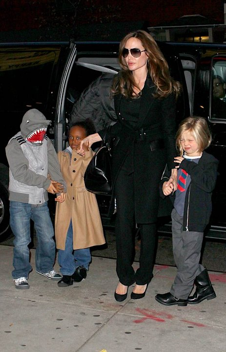 Angelina Jolie Kids Movies
