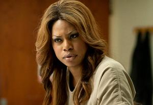 Laverne Cox | Photo Credits: Paul Shiraldi/Netflix